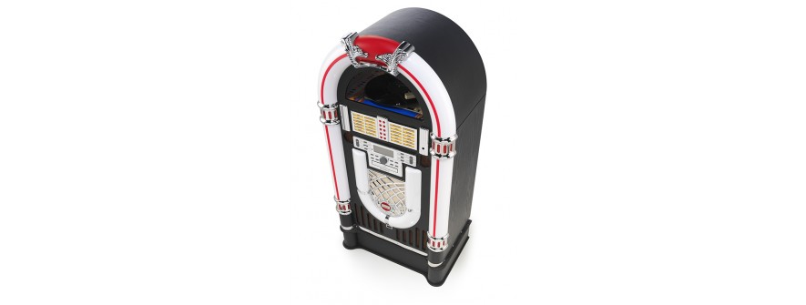 RR3000 Classic LED Jukebox